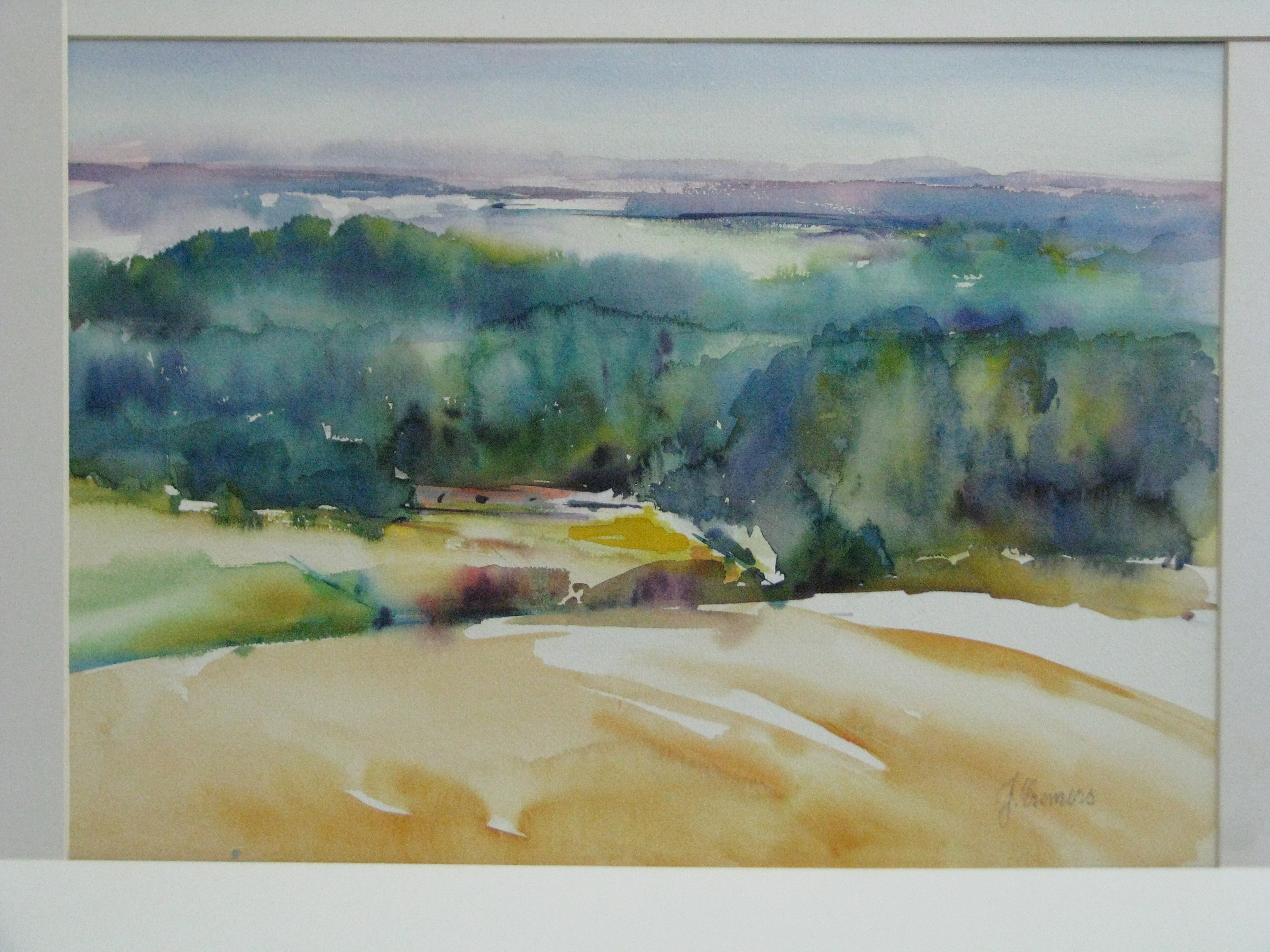 Fromberg afm. hxbr 57x69 cm incl. p.p. 131